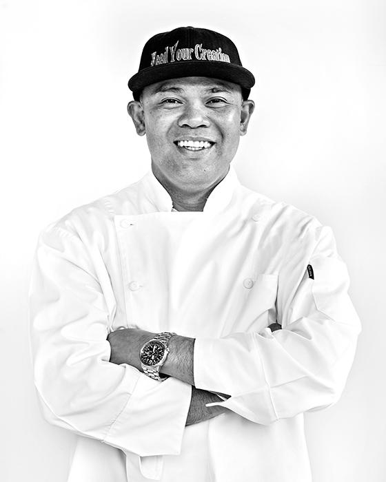 Chef Jojo Hernandez headshot